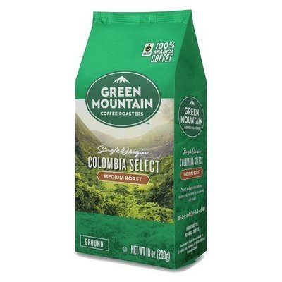 Green Mountain Medium Roast Ground Coffee 12 oz