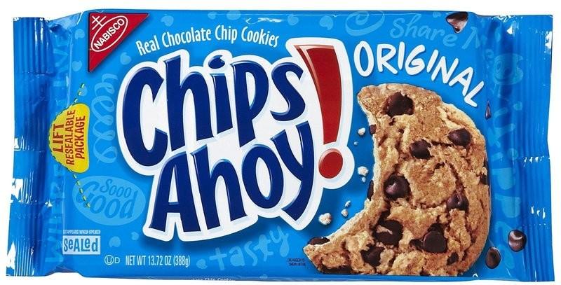 Nabisco Chips Ahoy Chocolate Chip Original Cookies, 13 oz