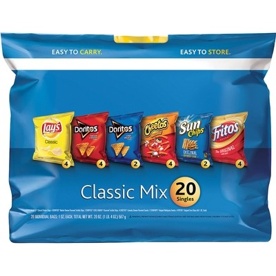 Classic Variety Pack Chips