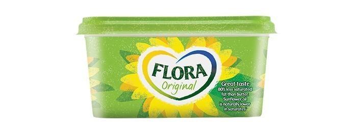 Flora Original Spread butter 500G
