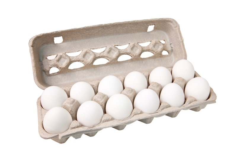 Dunkley's Large White Eggs