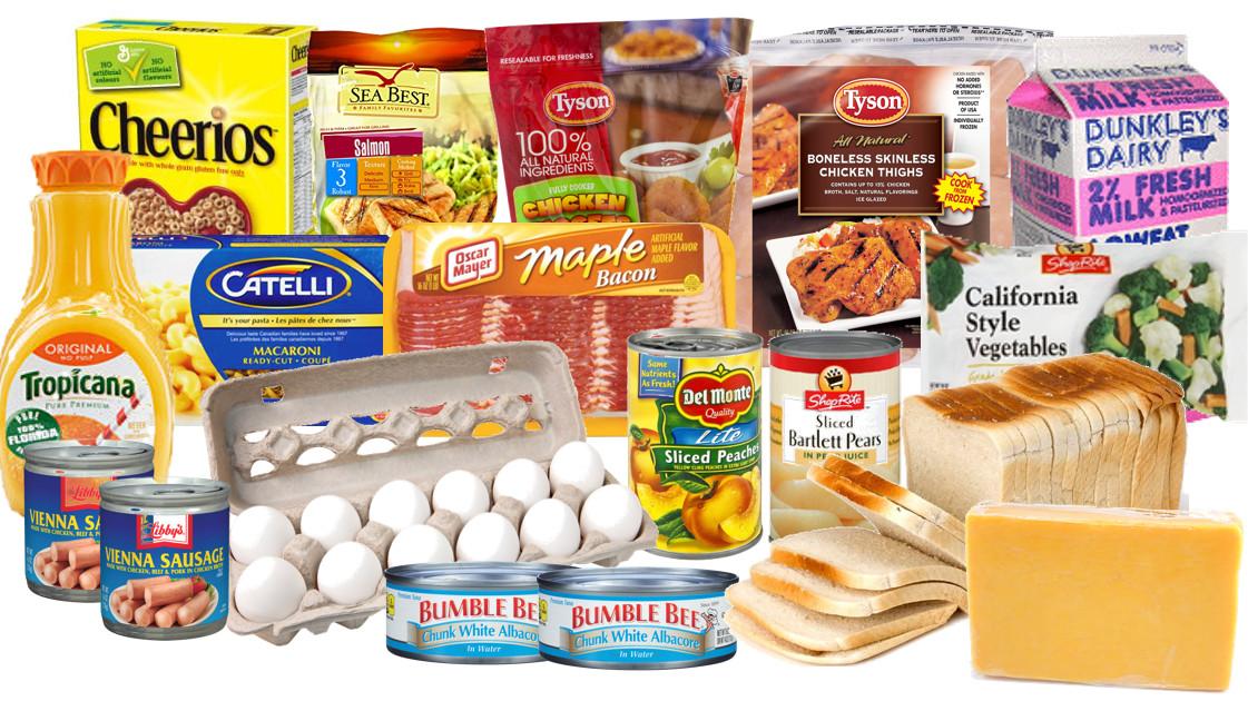 Standard Grocery Package