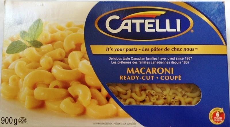 Classic Macaroni - Catelli® 900g