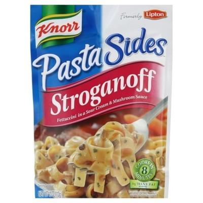 Knorr Stroganoff Pasta Side Dishes, 4 oz