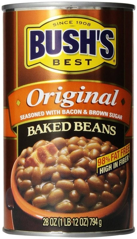 Bushs Best Original Baked Beans, 28 oz