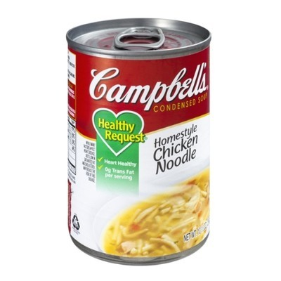 Campbell's: Chicken Noodle Soup, 10.5 Oz