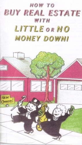 How To Buy Real Estate With Little or No Money Down! (Download)