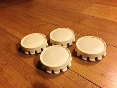 OZ Wheel Caps