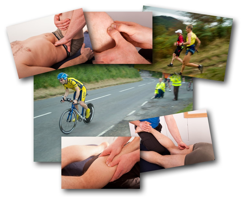 Massage therapists professional photo set for start-up websites - 15 pics