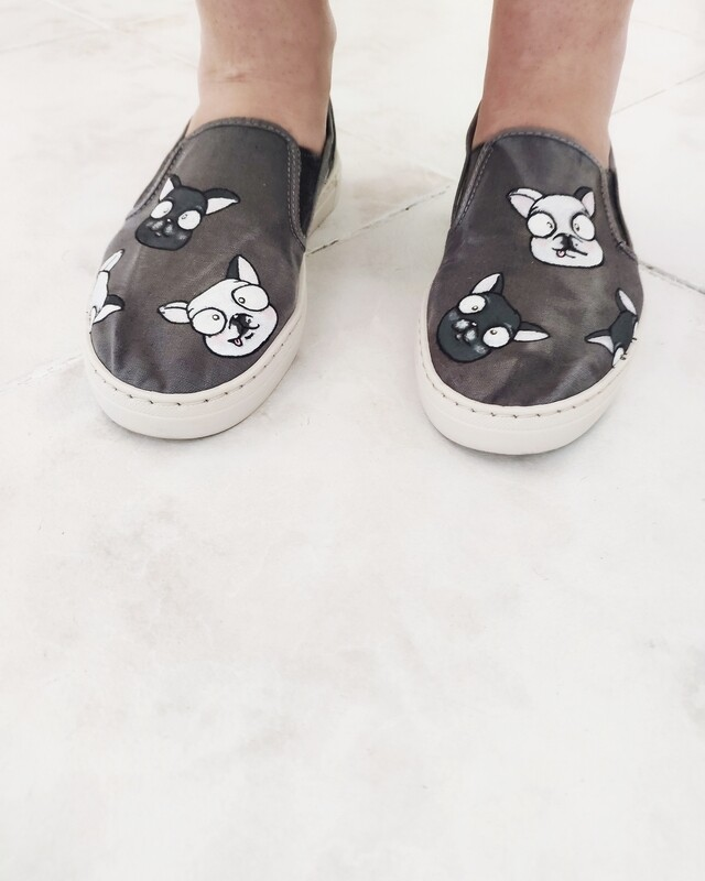 Zapatillas Personalizadas Niños
