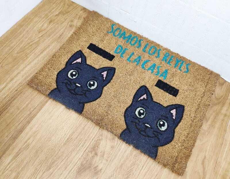 Felpudo Gatos