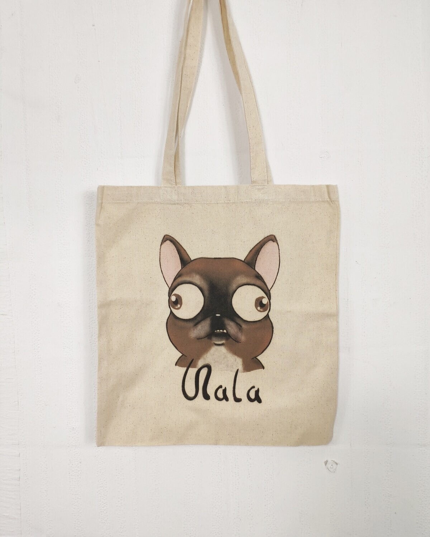 Tote Bag (bolsa tela) personalizada