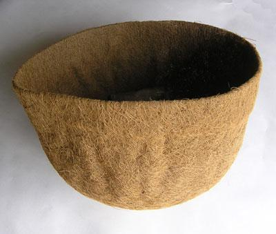 Coco Liners for Wrought Iron Urn Planters