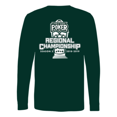 CLOSEOUT: WTP Long Sleeve Regional T-Shirt