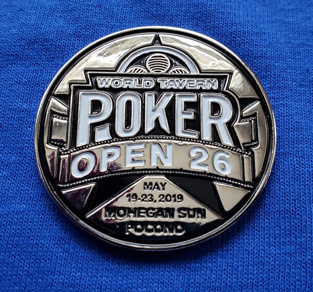 OPEN 26 Medallion