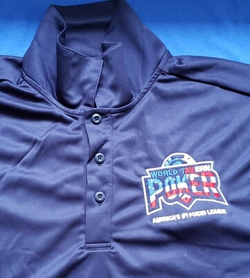 Mens WTP USA Polo Shirt