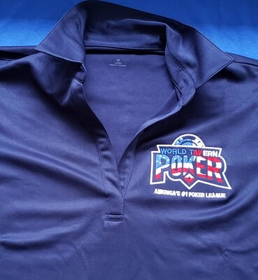 Ladies WTP USA Polo Shirt