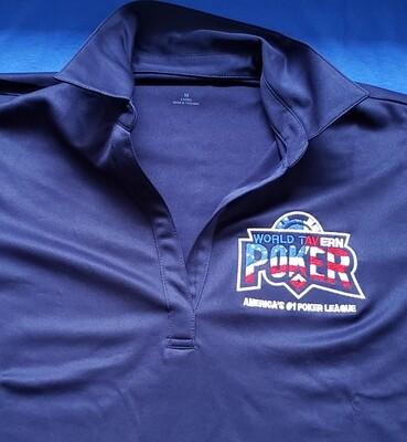 Ladies WTP USA Polo Shirt