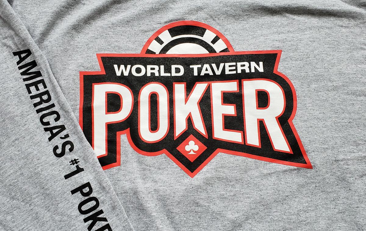 WTP Gray Long Sleeve T-Shirt