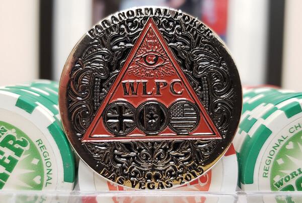 WLPC 2019 Medallion