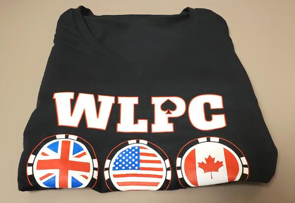 Ladies WLPC V-Neck T-Shirt