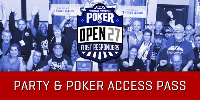 OPEN 27 Party & Poker Access Pass