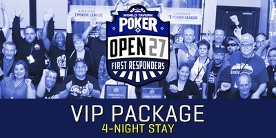 OPEN 27 VIP Package (4-night stay)