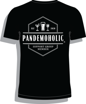Limited Edition Men's Pandemoholic Tee