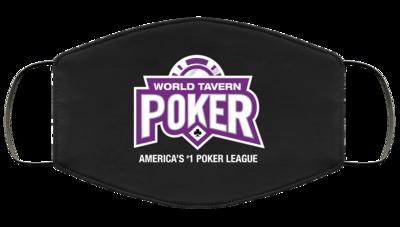 World Tavern Poker Face Masks