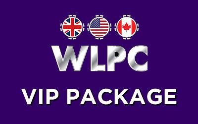 WLPC VIP Package (Las Vegas)