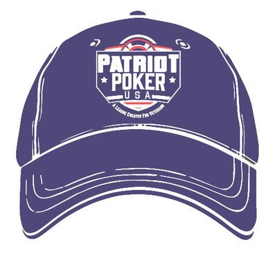 Patriot Poker Hat