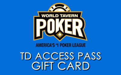 TD Access Pass Gift Card