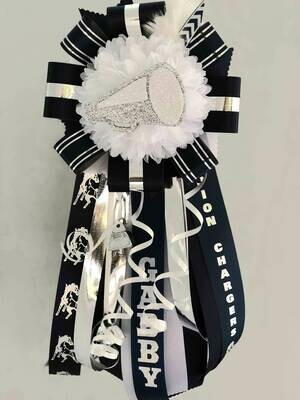 Small Pee-Wee child Homecoming Mum or Garter