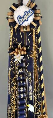LOADED style Homecoming Mum - Custom