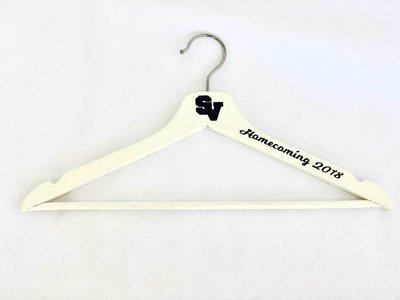 Keepsake Hanger for your Homecoming Mum or Garter