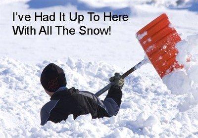 Snow Patrol driveway snow removal service