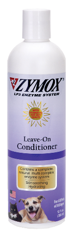 Zymox : Enzymatic Leave-On Conditioning Rinse 12oz