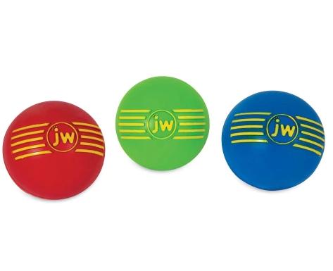 JW Pet Company : Toys : I-Squeak Medium Ball