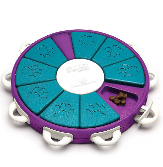 Nina Ottosson : Interactive Puzzle Toys : Dog Twister