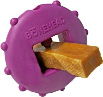 Himalayan : Toys : Bonehead Small - Choking Prevention Device