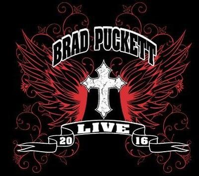 Brad Puckett Live T Shirt