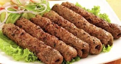 10. Seekh Kebab - Grill