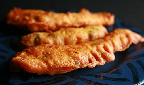 3. Chicken Pakora