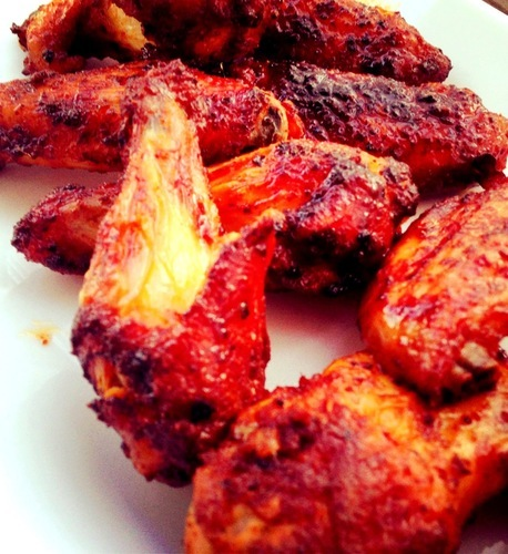 4. Spicy Chicken Wings