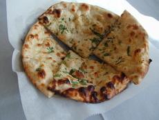 60. Garlic Nan