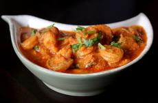 38. Curry Aux Crevettes