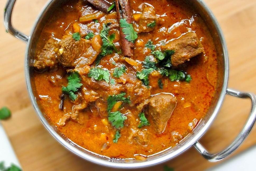 29. Lamb Curry