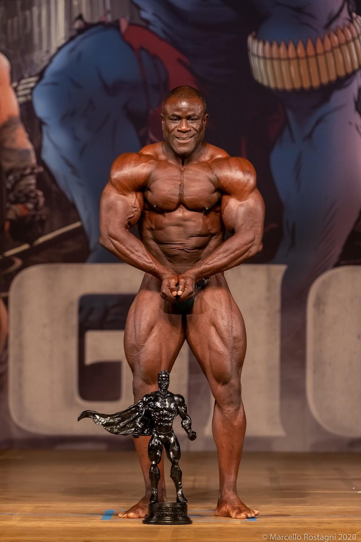 IFBB Masters 212 Bodybuilding
