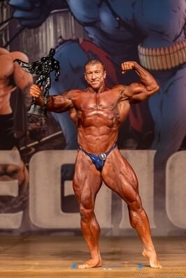IFBB Masters Open Bodybuilding