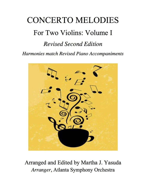 003 - Concerto Melodies For Two Violins, Volume I (Seitz #2, Vivaldi a & g minor, Reiding b minor)